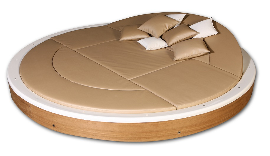 AdTIM Rotating Sun Beds - Rotating bed